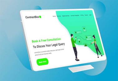 Contractbox Website
