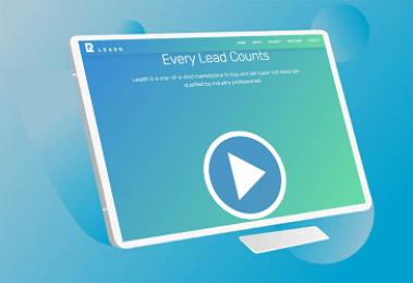LeadR Website