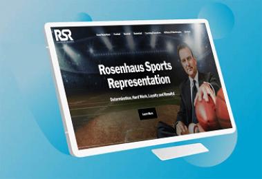 Rosenhaus Sports Website