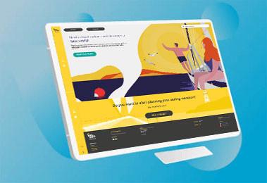 On Sail Booking Ui Design